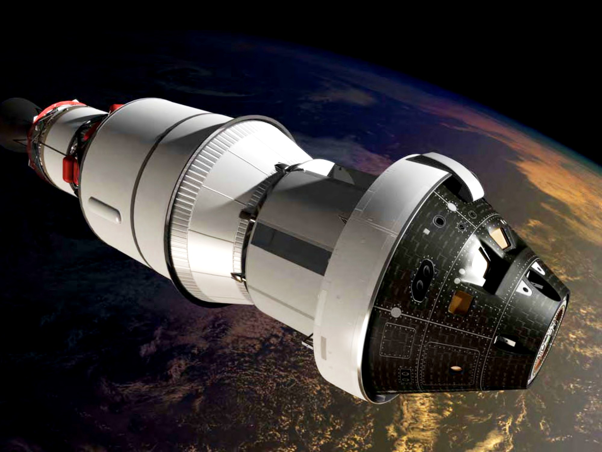 nasa orion rocket - HD 1600×1200